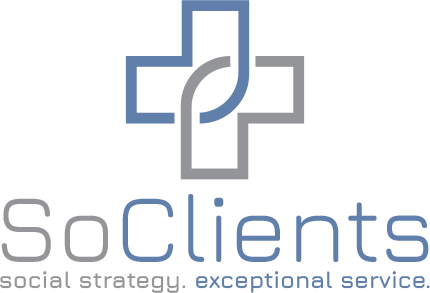 SoClient logo